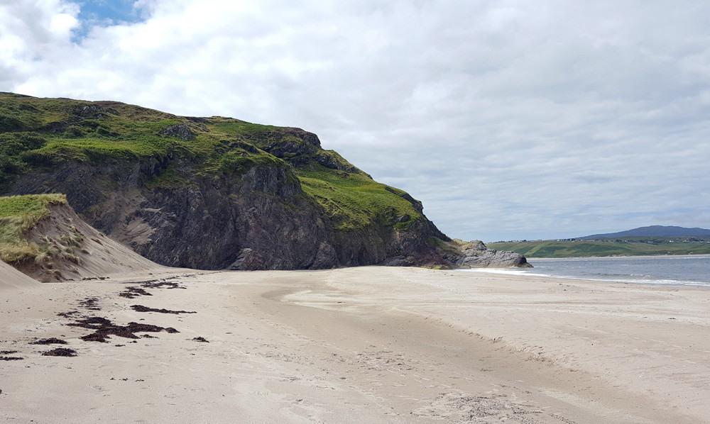 Roadtrip - Schottland mit VW-Bus: Coldbackie - ein wunderschöner Strand in den Highland